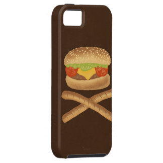 De alto grado en grasas iPhone 5 Case-Mate cárcasas