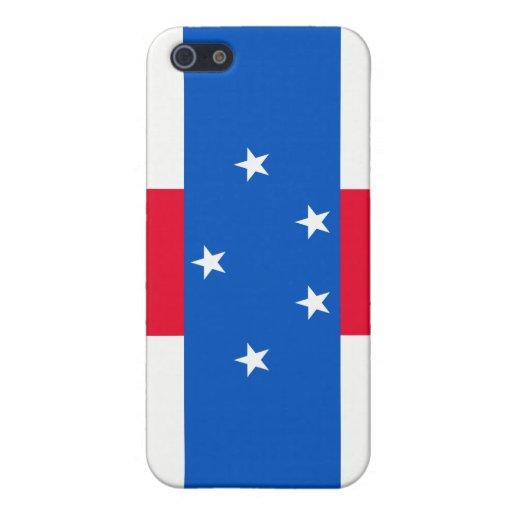 De Antillas holandesas iPhone 5 Cárcasa