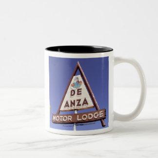 DE ANZA MOTOR LODGE - Mug