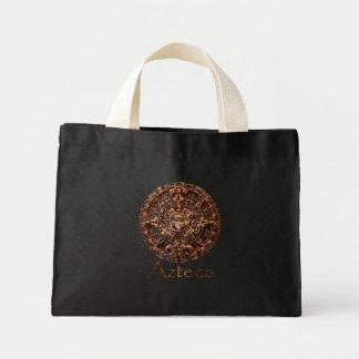 ~ de AZTECA maya - diseño azteca del arte del Bolsa De Tela Pequeña