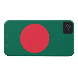 De Bangladesh de la bandera iPhone de There™ iPhone 4 Carcasa