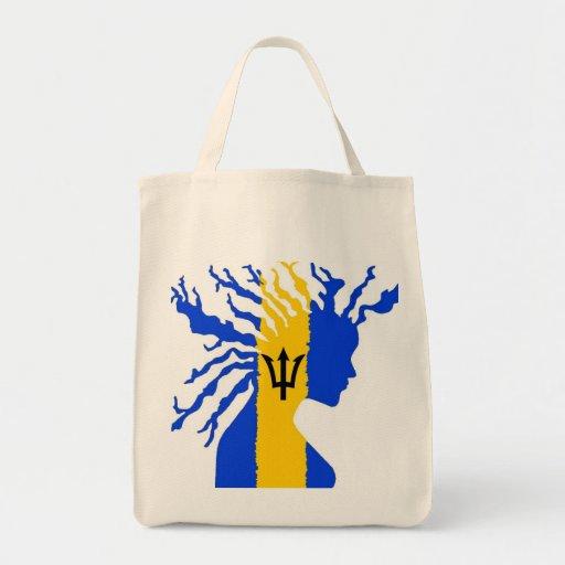 De Barbados bolso estrictamente Rootz Bolsas