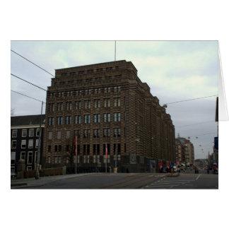 De Bazel, Amsterdam Tarjeta Pequeña