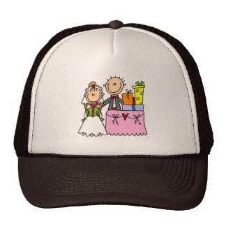 De boda de los regalos gorra a montones