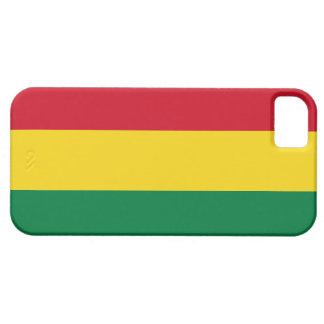 De Bolivia de la bandera iPhone de There™ apenas 5 iPhone 5 Carcasa