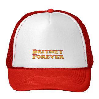 De Britney ropa para siempre - solamente Gorro De Camionero