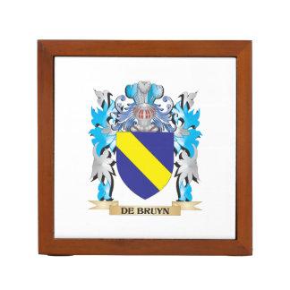 De-Bruyn escudo de armas - escudo de la familia