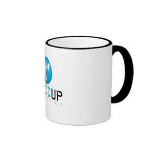 De Bucc expedientes para arriba - taza de café