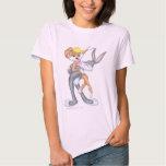 ™ de BUGS BUNNY y conejito 2 de Lola Camisas