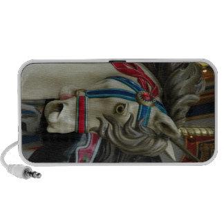 De caballo, caballo iPod altavoces