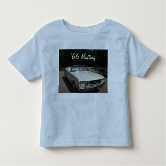 De 'cabriolé 66 mustangos tee shirt