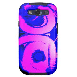 """De """"caja dura fantasmal de la galaxia S3 Selfie"""" Galaxy S3 Fundas"""