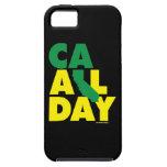 De Cali ambiente QPC del iPhone 5 todo el día - iPhone 5 Case-Mate Cobertura