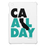De Cali plantilla del caso QPC del iPad todo el dí iPad Mini Protector