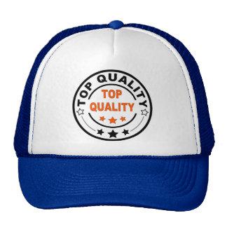 De calidad superior gorras
