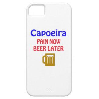 De Capoeira del dolor cerveza ahora más adelante iPhone 5 Carcasas
