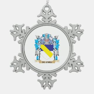De-Carli escudo de armas - escudo de la familia