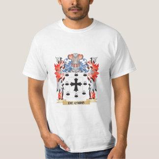 De-Caro escudo de armas - escudo de la familia Playera