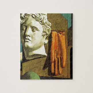 De Chirico Love Song Jigsaw Puzzle