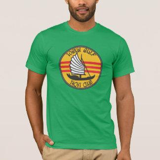 De Club van het Jacht van de Golf van Tonkin T-Shirt