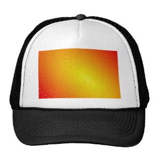 De color amarillo oscuro gorras de camionero