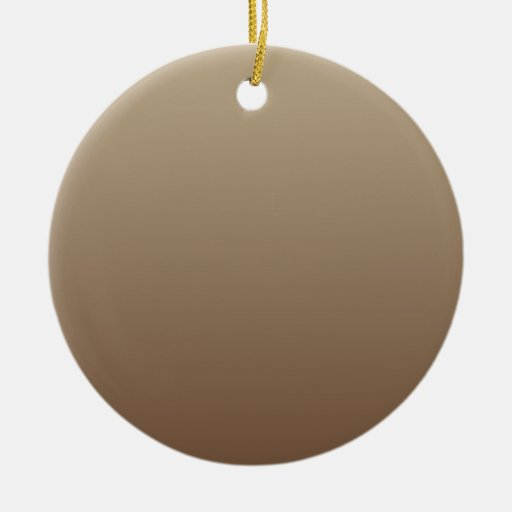 De color caqui a la pendiente horizontal del café ornamente de reyes