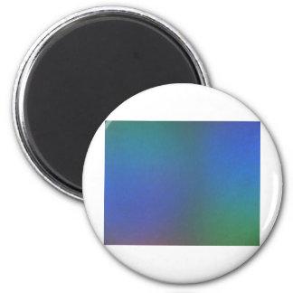 De color claro imán redondo 5 cm