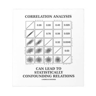 De correlación del análisis de la ventaja relacion bloc de papel