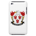 De Courcy Family Crest iPod Touch Covers