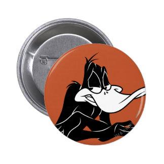 De Daffy del pato cierre para arriba Pins