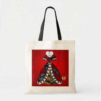 """De """"de los corazones toda la bolso reina"""" bolsa tela barata"""