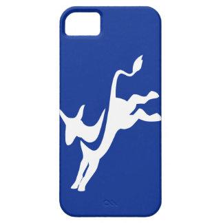 De Demócrata del burro iPhone de There™ apenas 5 C iPhone 5 Case-Mate Funda