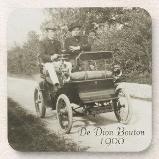 De Dion Bouton 1900 Drink Coasters