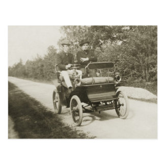 De Dion Bouton 1900 Postcard