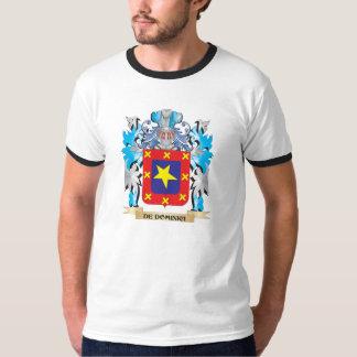 De-Dominici Coat of Arms - Family Crest T Shirt
