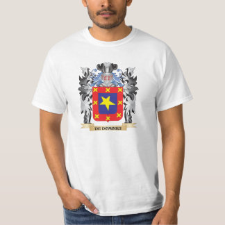 De-Dominici Coat of Arms - Family Crest Tshirts