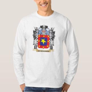 De-Dominicis Coat of Arms - Family Crest Tshirts