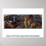 ¿De dónde venimos? Por Paul Gauguin Poster