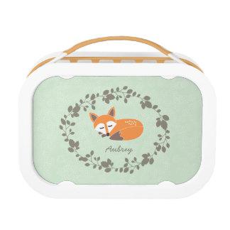 De encargo poca caja del almuerzo del Fox