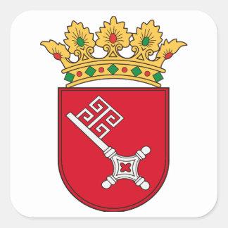 De escudos de armas de Bremen