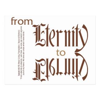 de eternidad a la eternidad tarjetas postales