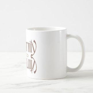 de eternidad a la eternidad taza
