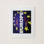 de Europa con amor Puzzles Con Fotos