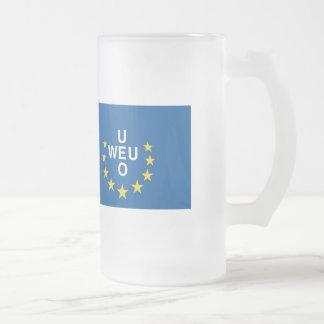 De Europa occidental Taza De Cristal