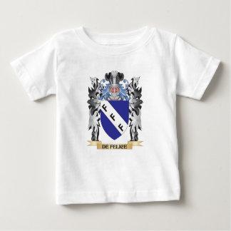 De-Felice Coat of Arms - Family Crest Tshirt