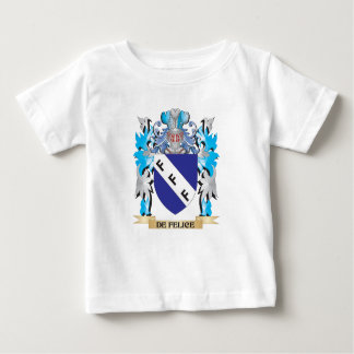 De-Felice Coat of Arms - Family Crest Tshirts