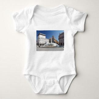 De Ferrari Square, Génova, Italia Camisas