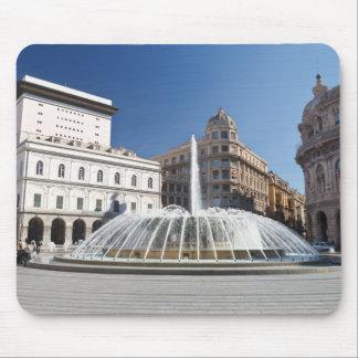 De Ferrari Square, Genova Mouse Pad