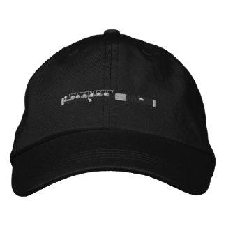 De flautín gorra de béisbol bordada