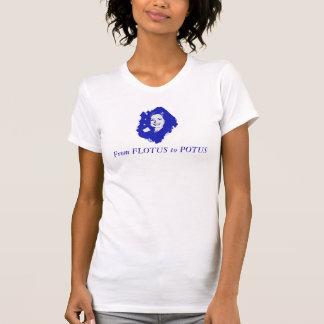 De FLOTUS a POTUS Camiseta